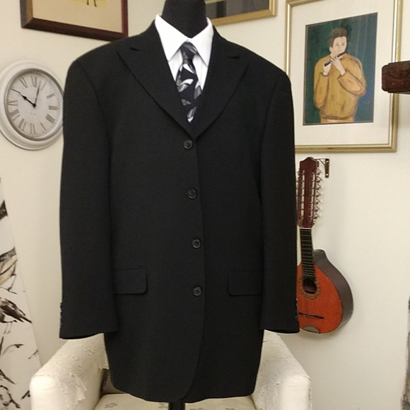 Georgio Design Bank.Georgio Corsani Suits Blazers 023 Mens Suit 46r W40 Poshmark